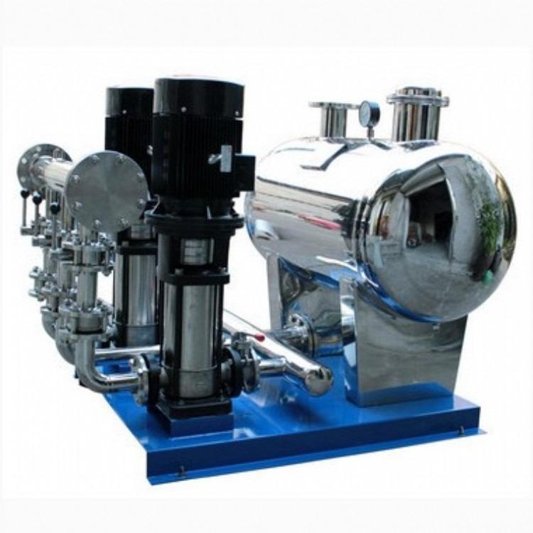 无负压恒压供水设备 无负压供水设备 箱泵一体化无负压供水设备