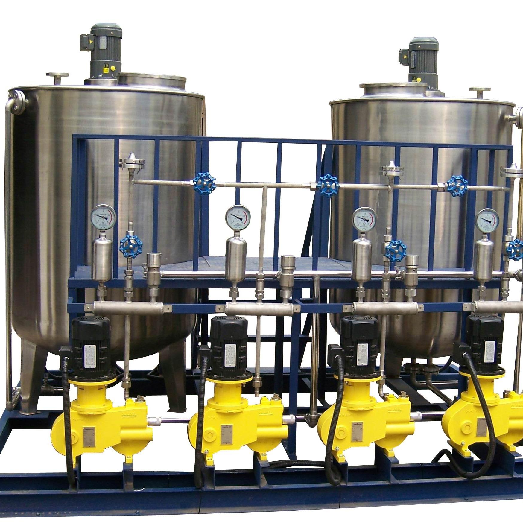 锅炉加药装置,除氧器加药装置,软化水加药装置,自动加药装置厂家