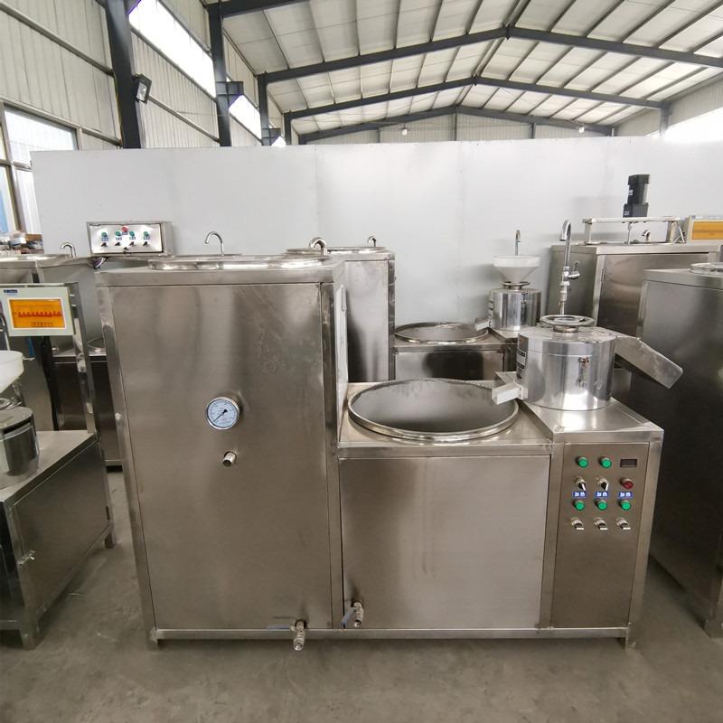 小型豆腐机 豆腐机机械设备包教技术
