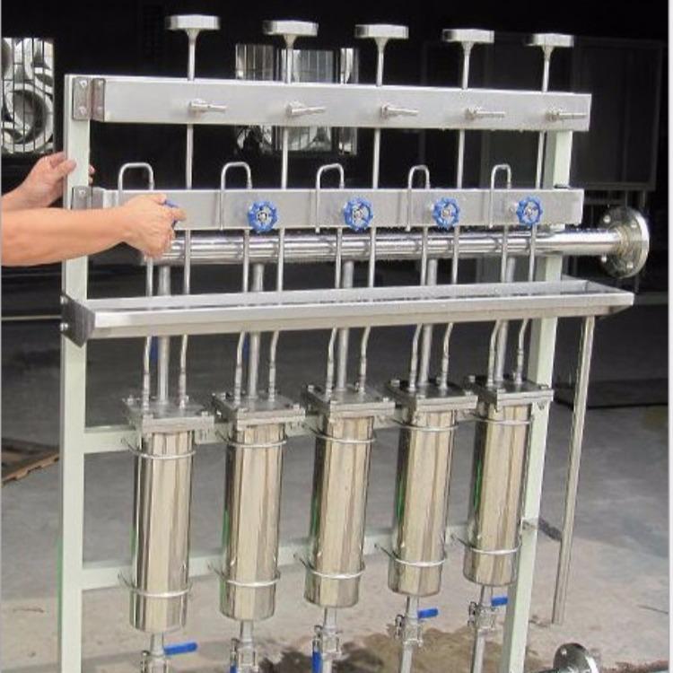 导热油取样冷却器,导热油取样器,导热油取样冷却装置+助利