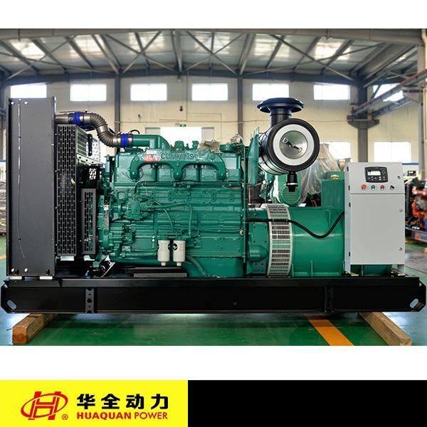 重庆康明斯450kw移动柴油发电机 450千瓦移动发电机组 省油发动机