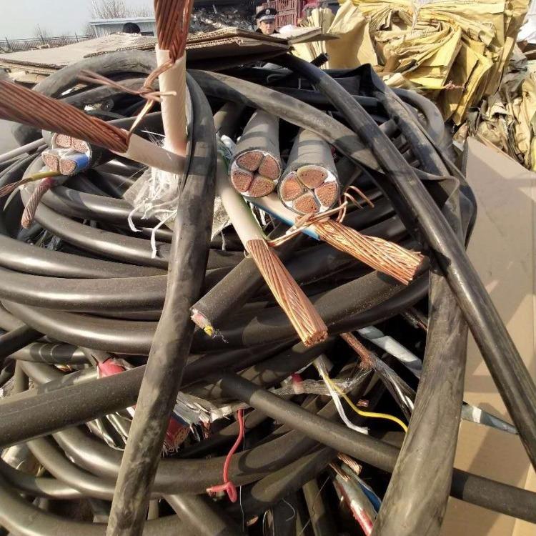 电缆回收标准