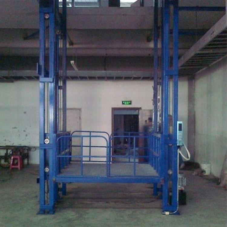 导轨式升降机 创杰机械 生产厂家