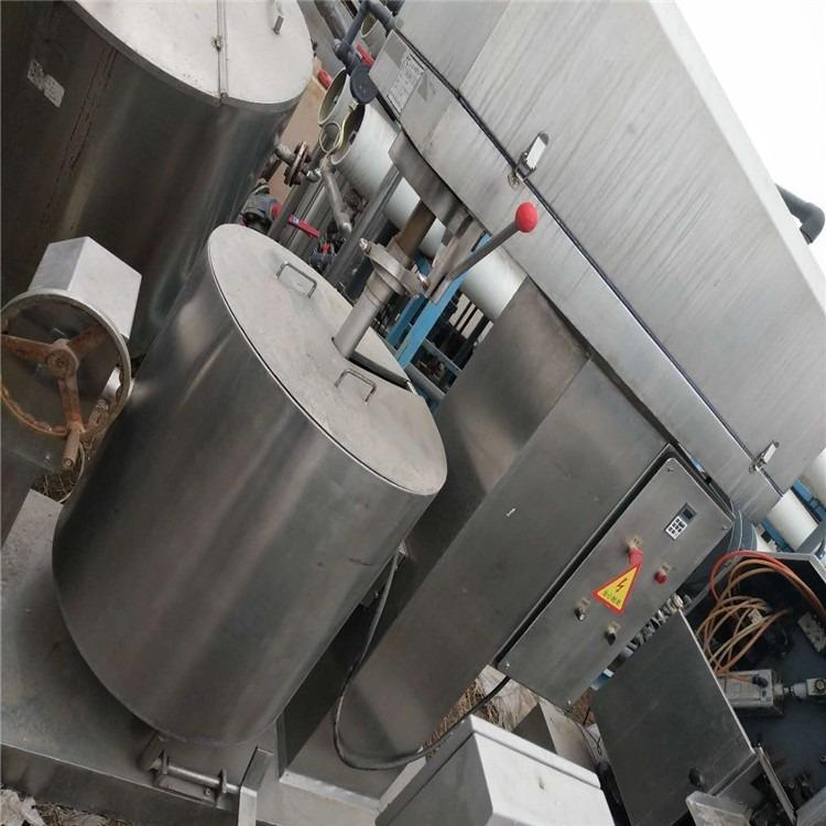 出售二手打浆机 丸子打浆机 不锈钢变频打浆机 丸子机 丸子成型机 鼎润二手设备直销