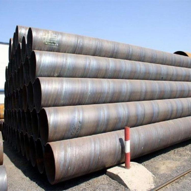 螺旋钢管厂 螺旋钢管现货 防腐螺旋钢管价格 镀锌螺旋钢管