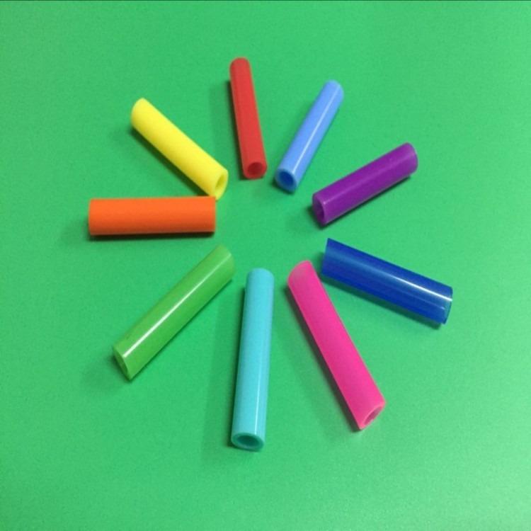 食品级硅胶吸管 硅胶软管 环保硅胶吸管 硅胶吸嘴 硅胶套管 彩色硅胶管