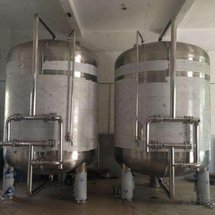 石英砂过滤器 厂家直销内刷环氧碳钢机械过滤器、石英砂过滤器、活性炭过滤器 活性炭过滤罐