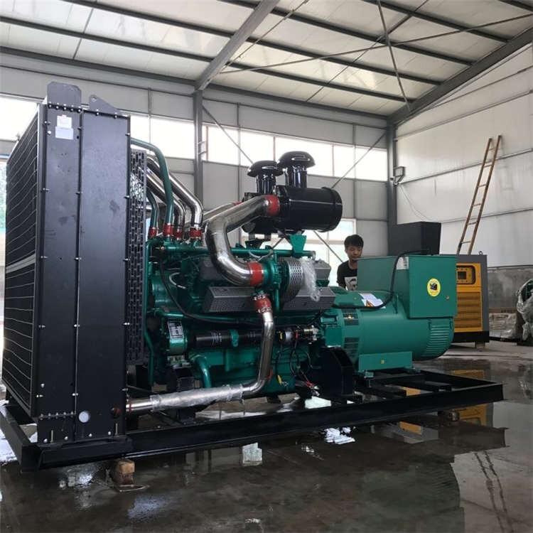 800千瓦上柴发电机组  柴油发电机组价格  潍坊系列  潍柴系列  发电机油耗