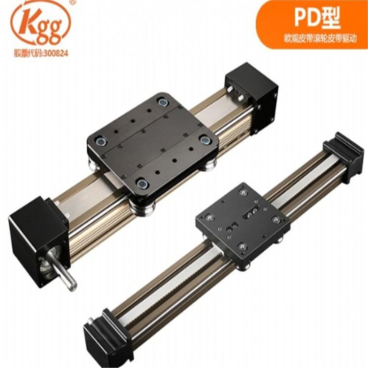 日本KGG现货 直线滑台 微小型 工作台设备专用  皮带直线模组