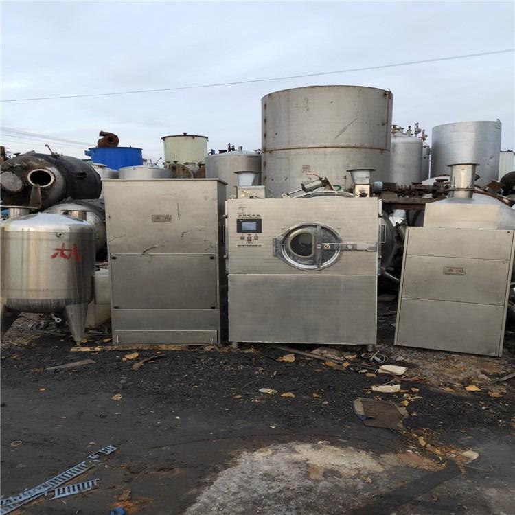 厂家直销二手150高效包衣机 全自动包衣机 二手1000包衣锅