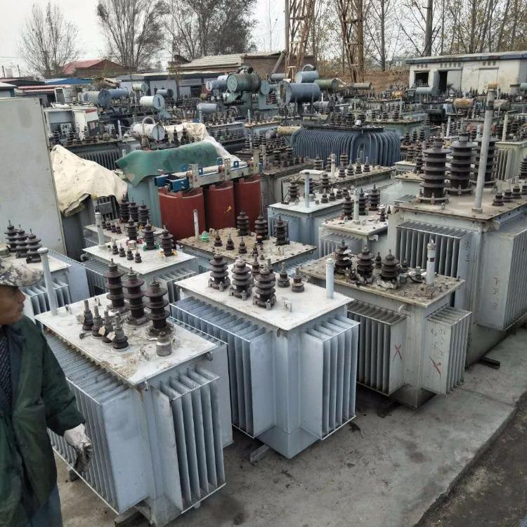 变压器回收 废旧变压器回收干式变压器
