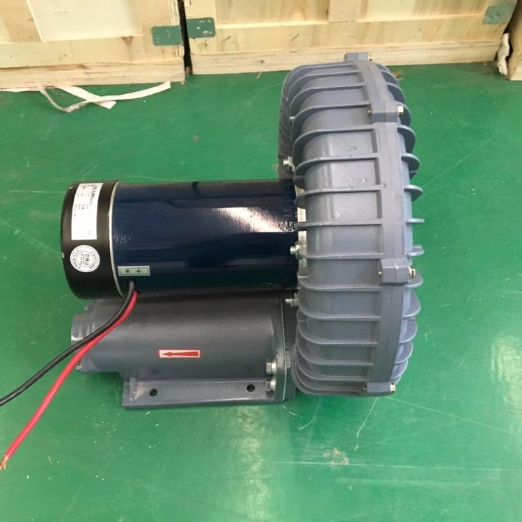 电瓶驱动高压风机 72v非交流气泵