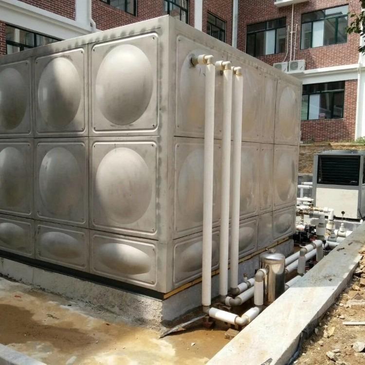 不锈钢水箱价格 北京不锈钢水箱厂家 订做不锈钢消防水箱