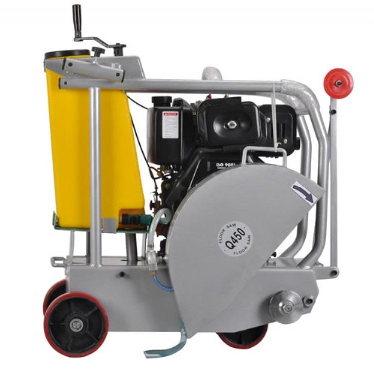 进口柴油刻纹切割机一体机自带14个刀片道路刻纹机柴油机马路切割机