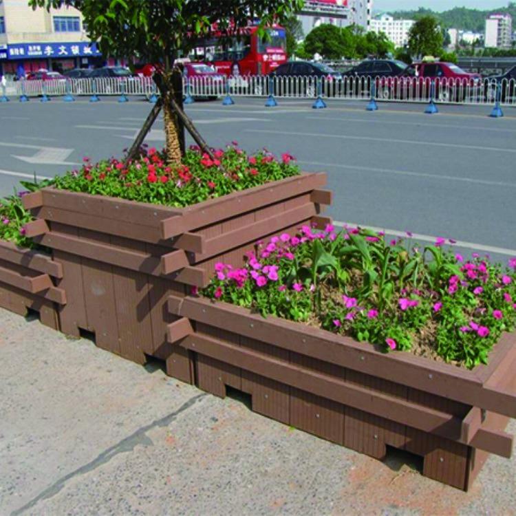 绿植花箱,种树花箱,许昌组合式造型花箱,许昌花箱厂家