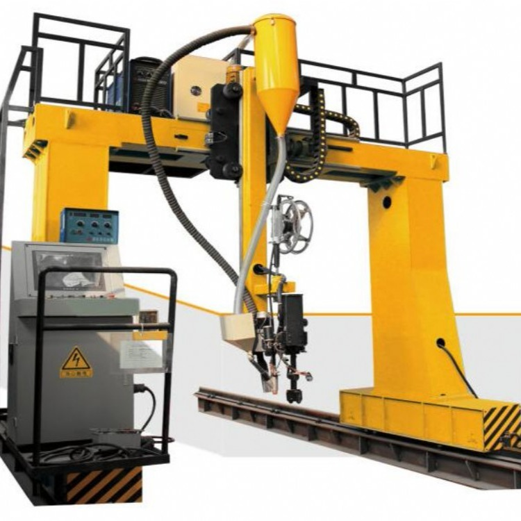 龙门式自动焊接机械人设备