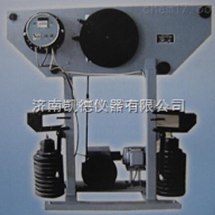 济南凯德仪器SPQ-9.5型钢丝绳弯曲疲劳试验机