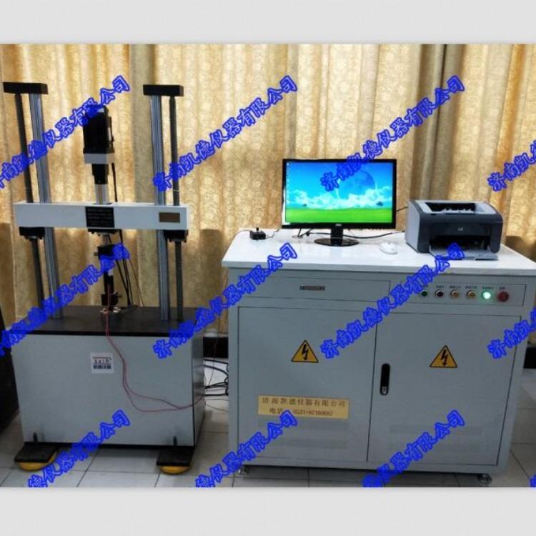 济南凯德仪器TPD-W2型微机控制电子式减震器试验机