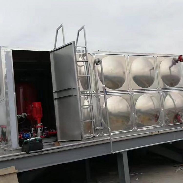 箱泵一体化泵站
