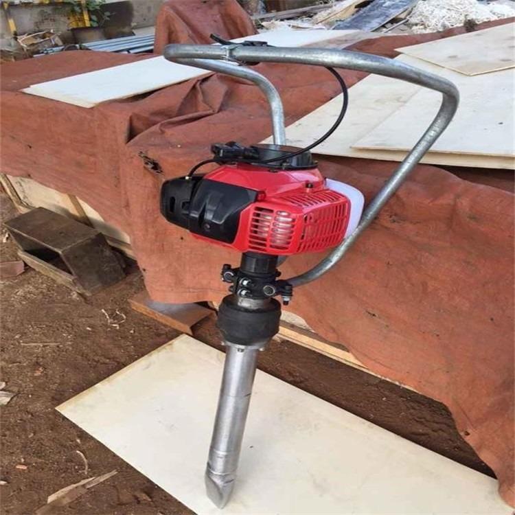 森创牌 -40型 -内燃式轨道捣固镐- 铁轨石渣道床捣固机