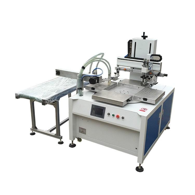 亚克力丝印机亚克力板镜片网印机视窗面板丝网印刷机