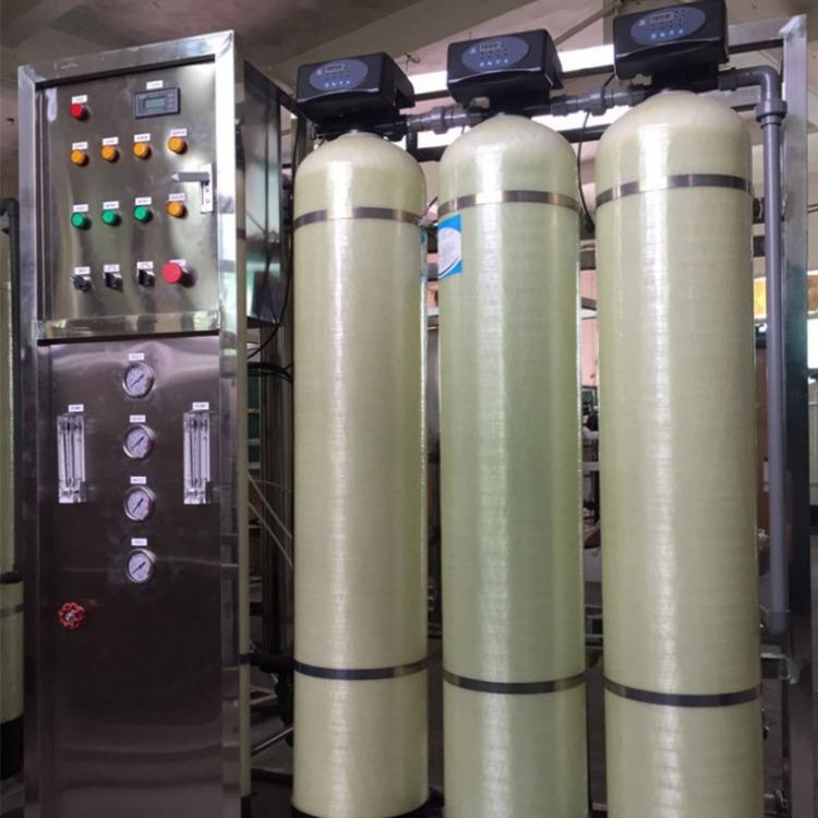 提取浓缩设备 软化水净水设备  泉州海德能  推荐批发  离心萃取 小型提取浓缩机组 50-100L 提取浓缩机