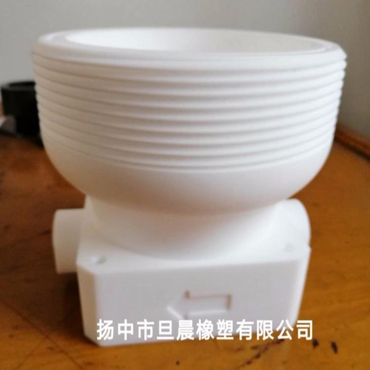 【特价供应】PTFE耐高温耐磨损冷凝屏盖,来图来样加工定做!