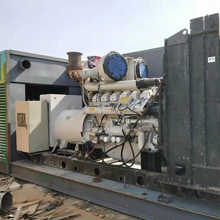 500KW发电机出租
