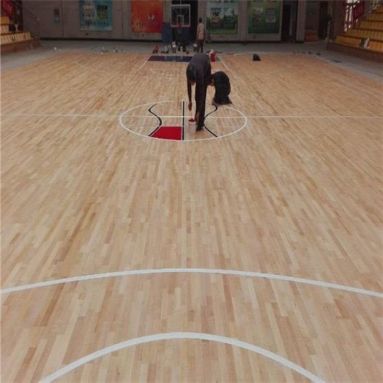 体育木地板开裂是什么原因