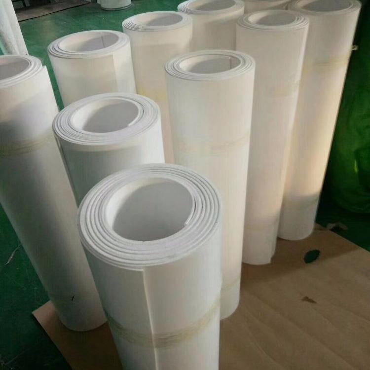 楼梯专用聚四氟乙烯板 聚四氟乙烯楼梯垫板 5mm厚聚四氟乙烯板生产厂家批发零售