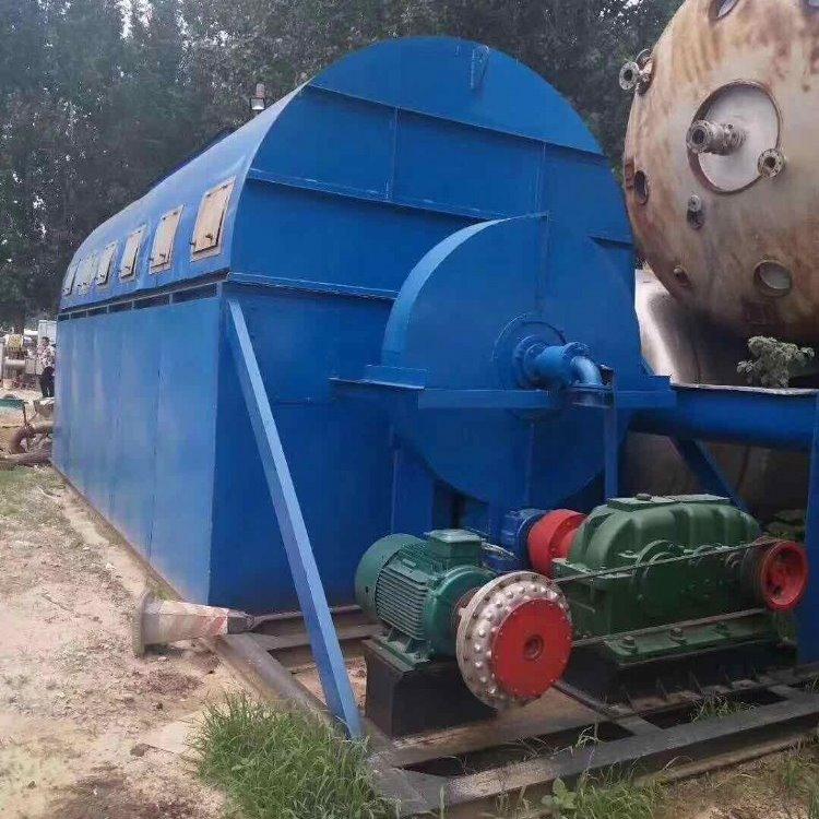 出售二手干燥机江苏格兰特二手500平方管束干燥机