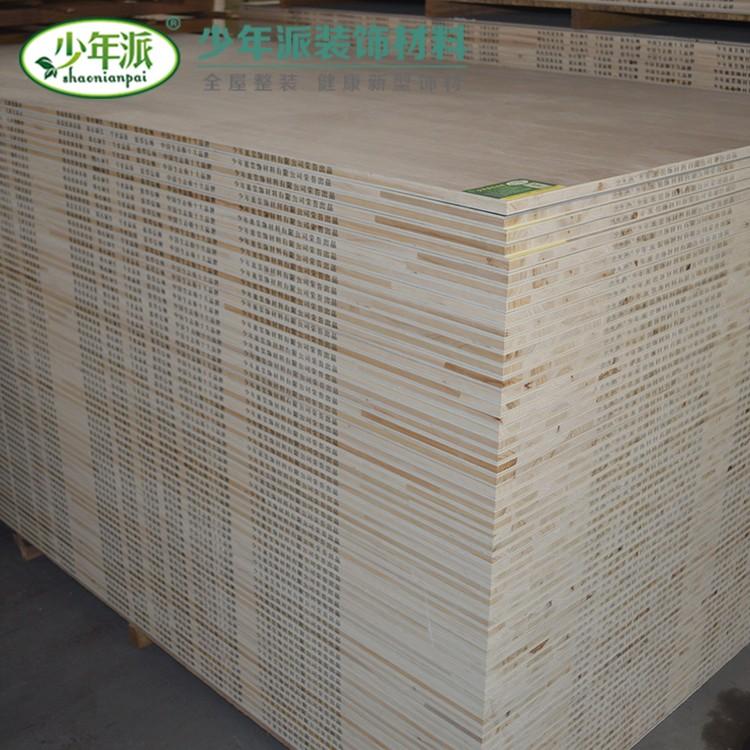 全国生态板品牌 生态板厂家直供 价格公道 欢迎下单 少年派生态板