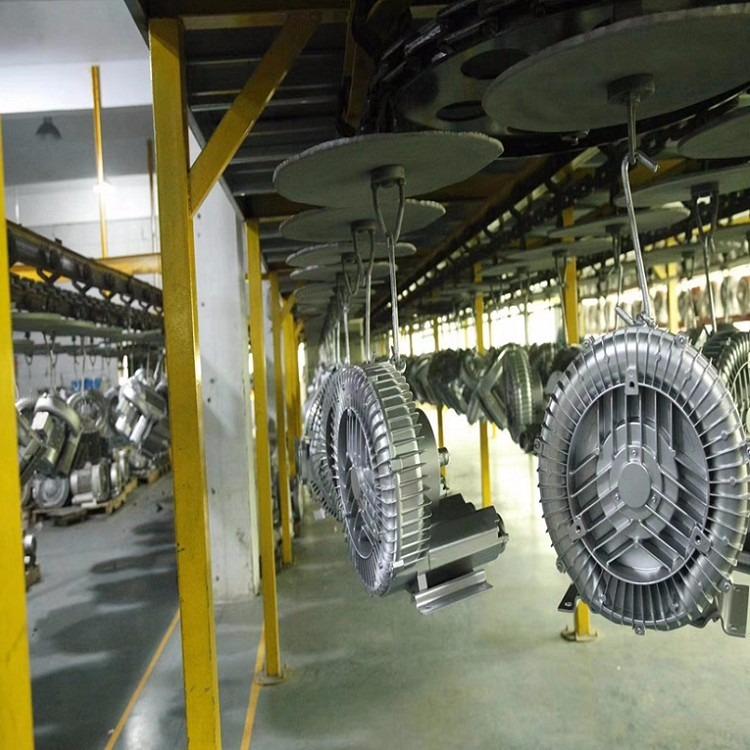 高压环形鼓风机  旋涡气泵  双极旋涡鼓风机气泵 利政库存现货供应环形高压鼓风机