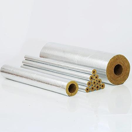 泰石复合岩棉管;机制岩棉管,优质产品