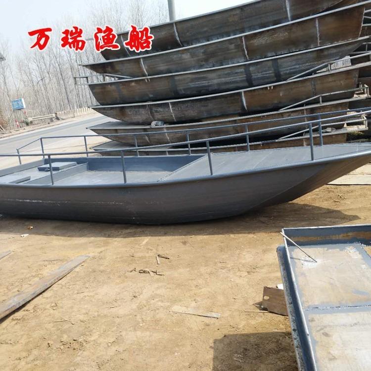 冲锋舟  铁皮船  批发冲锋舟厂家 坚固耐用 大量制造