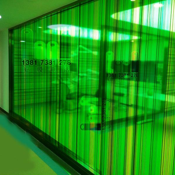 上海玻璃贴膜 玻璃贴膜图片 新款玻璃贴膜案例展示
