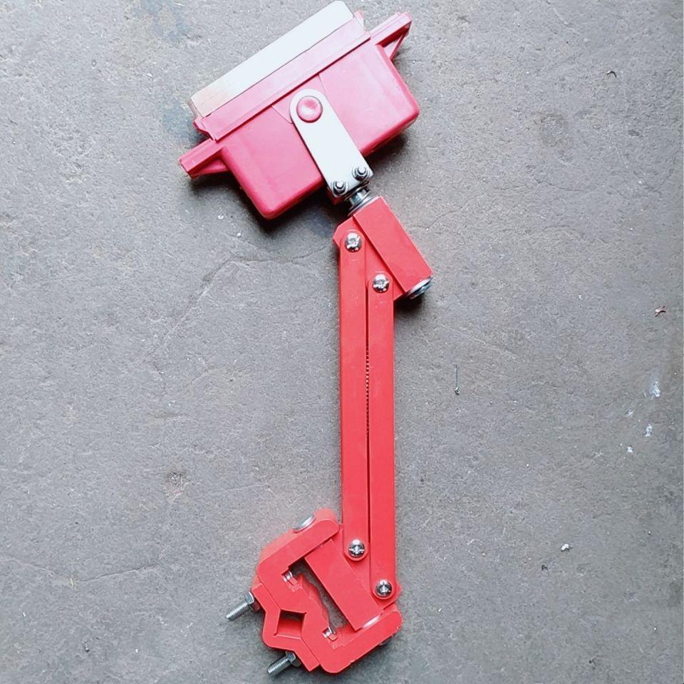 厂家供应 800A汉发集电器 重三型安全滑触线集电器 滑线受电器