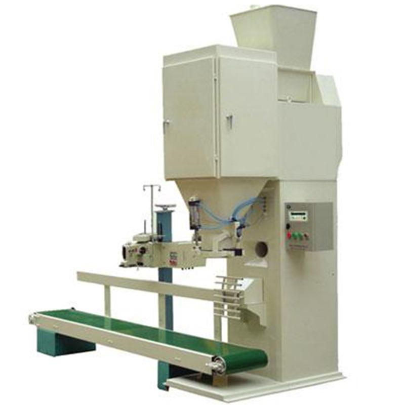 自动化腻子粉阀口包装机包装机械设备