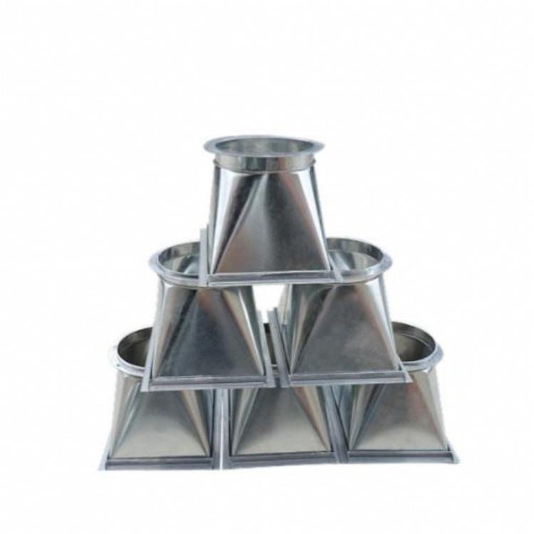 螺旋风管品牌推荐_螺旋镀锌风管_排烟通风螺旋式风管