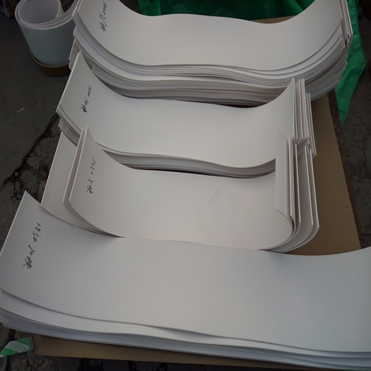 厂家供应5mm聚四氟乙烯板 湖州聚四氟乙烯板建筑楼梯专用 聚四氟乙烯板价格