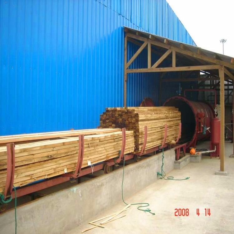 防腐木设备 河南太康防腐木加工设备 大型防腐木加工设备厂家批发