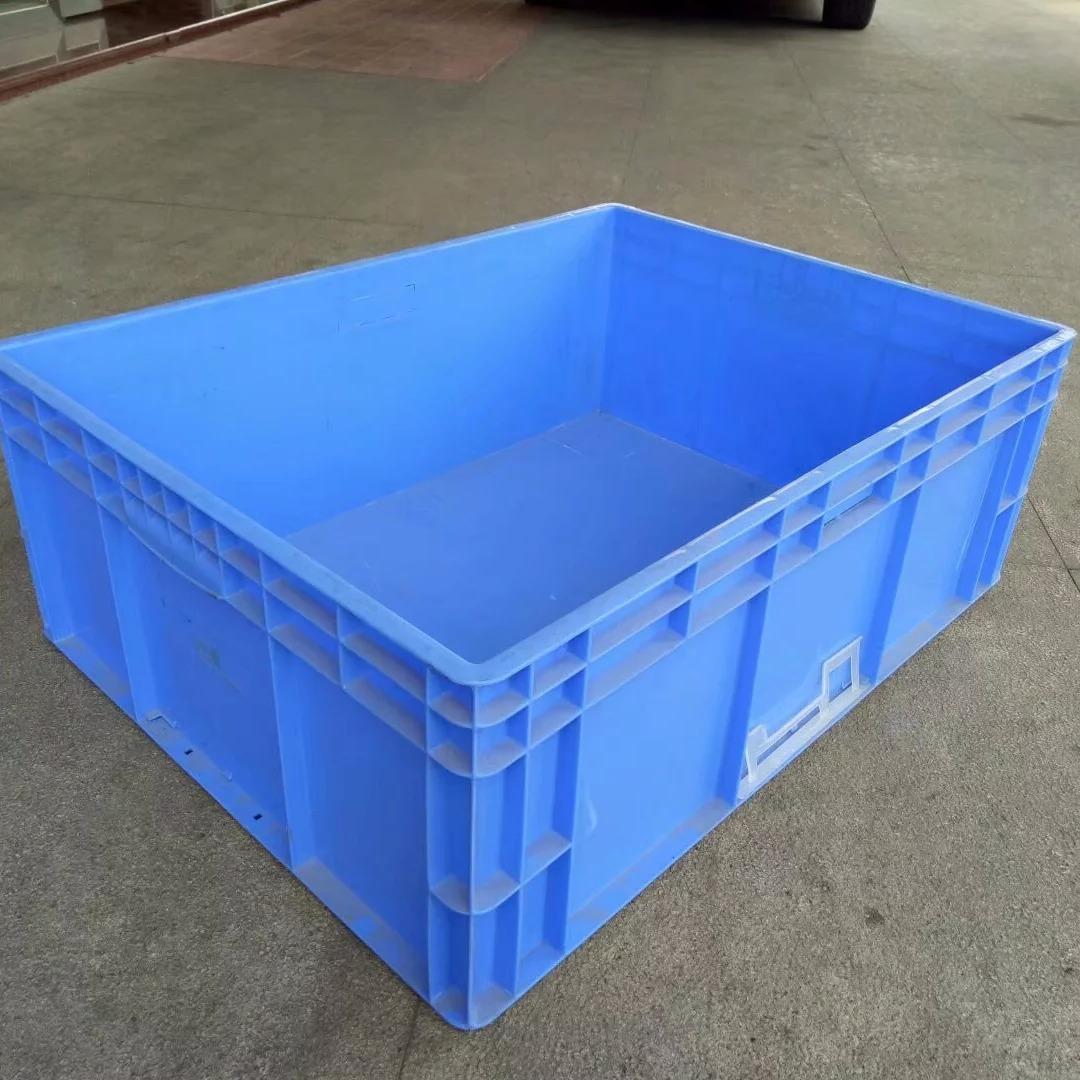塑胶周转箱批发|东莞厂家生产全新料塑胶周转箱