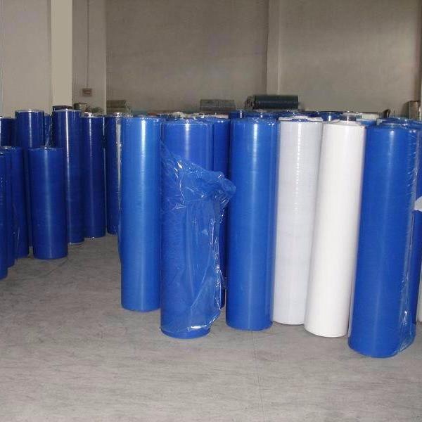 蓝色保护膜 PE保护膜 自粘膜 静电保护膜 不锈钢铝材彩钢板保护膜