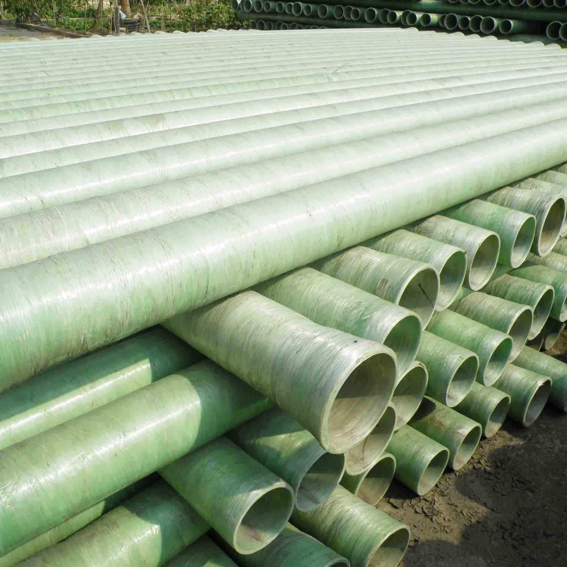 无机玻璃钢管道 有机玻璃钢管道 玻璃钢管道价格玻璃钢管道厂家夹砂玻璃钢管道