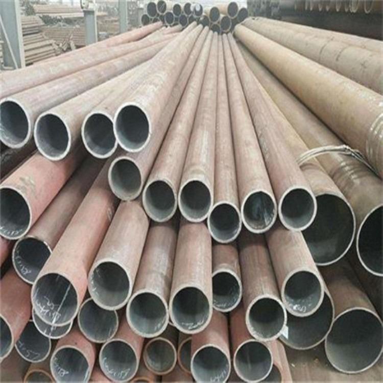 销售10#结构用管102*10大口径热轧穿孔结构钢管 山东钢结构管