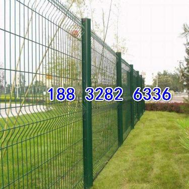 框架防护网 包塑铁线护栏网 高速公路框架护栏网