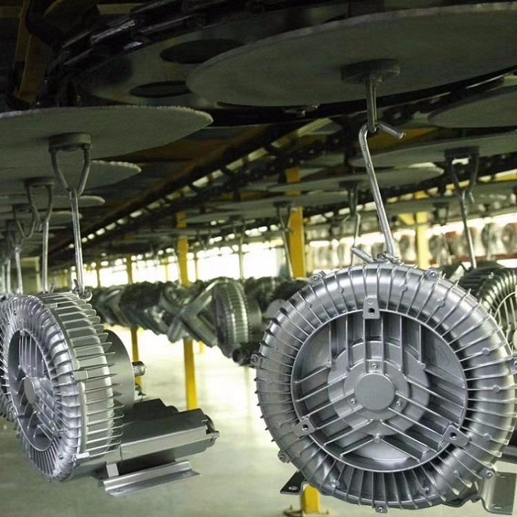 高压鼓风机 利政 大吸力抽真空风机 旋涡高压鼓风机 环形高压泵