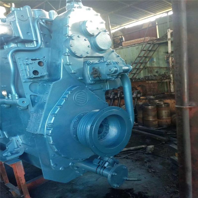 二手船用发动机,旧柴油重油发电机组