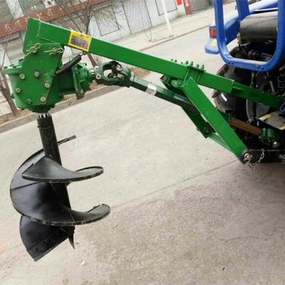 内蒙厂家直销树坑钻地机 螺旋钻孔机 栽树机 植树打坑机型号齐全