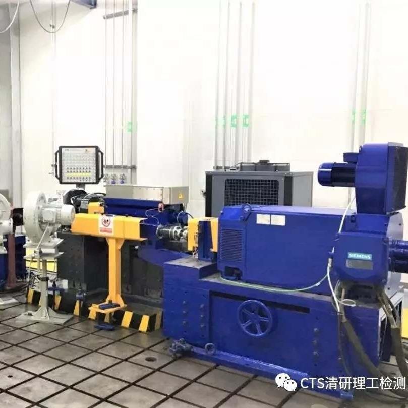 电机测试设备冷热控温机